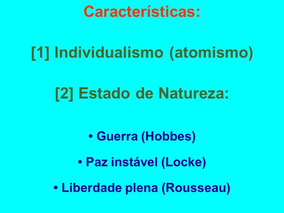 [1] Individualismo (atomismo)